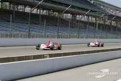 Team Penske practices fuel runs