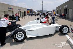 La G-Force/Toyota n°66 du Marlboro Team Penske