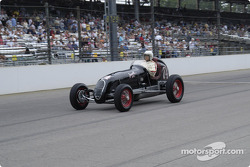 Vintage racers: 1946 Jewell Special #74