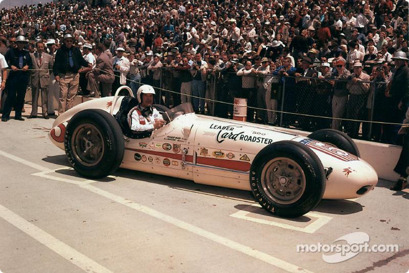 Роджер Ворд (Watson) - Інді-500, 1959