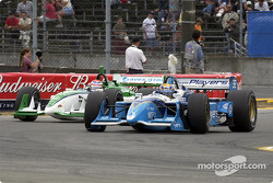 Patrick Carpentier and Shinji Nakano