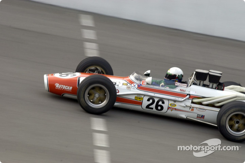 Historic Champ cars showcase: 1968 Gerhardt Chevy