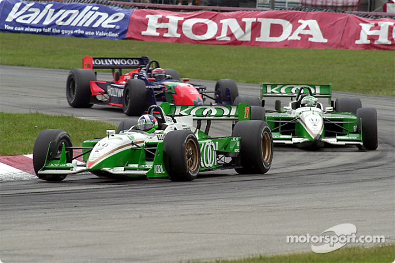 KOOL & Team Green