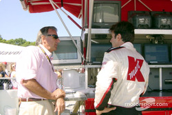 Wilson and Christian Fittipaldi
