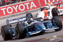Patrick Carpentier and Gil de Ferran