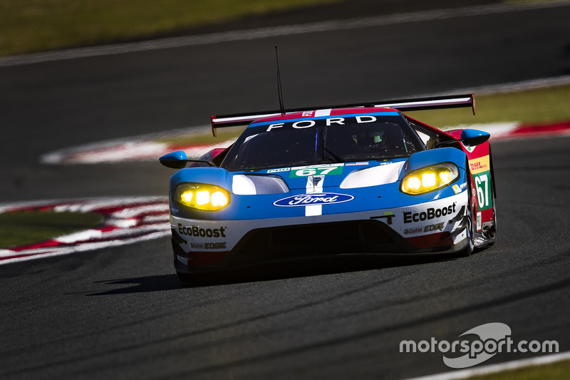 1. LMGTE Pro: #67 Ford GT: Andy Priaulx, Harry Tincknell