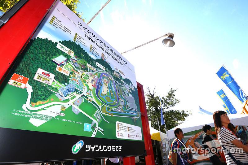 Le Japon, 15e manche du Championnat du monde 2016