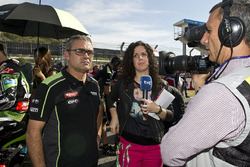 Pere Riba, Kawasaki Racing