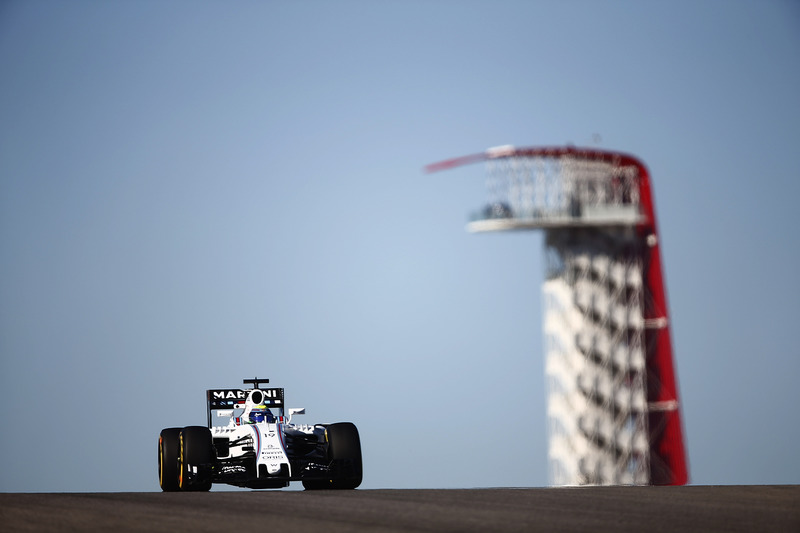9º Felipe Massa, Williams FW38