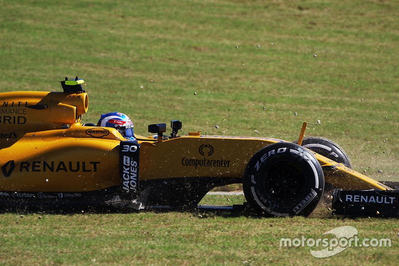 15. Джолион Палмер, Renault Sport F1 Team RS16