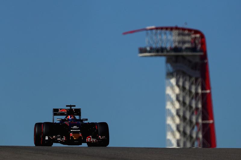 13º Daniil Kvyat, Scuderia Toro Rosso STR11