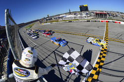 Grant Enfinger, GMS Racing Chevrolet conquista la vittoria