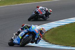 Maverick Viñales, Team Suzuki Ecstar MotoGP, Jorge Lorenzo, Yamaha Factory Racing