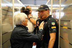 Берни Экклстоун, Макс Ферстаппен, Red Bull Racing, Даниэль Риккардо, Red Bull Racing