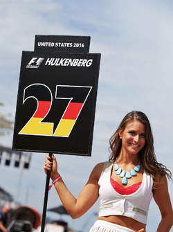 Грід-гьол Ніко Хюлькенберг, Sahara Force India F1