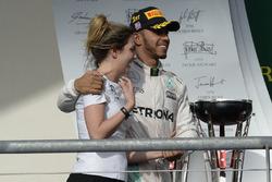 Ganador, Lewis Hamilton, Mercedes AMG F1, Victoria Vowles, Mercedes AMG F1