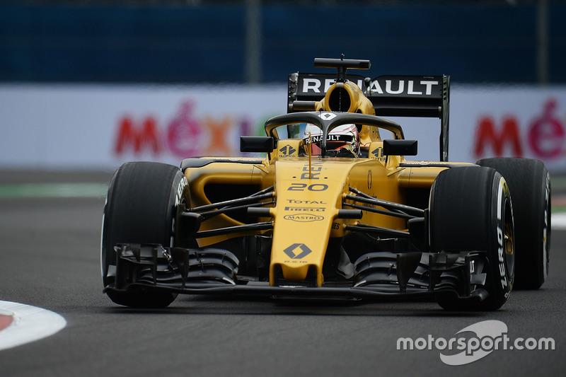 Renault Sport F1 RS16, Кевин Магнуссен