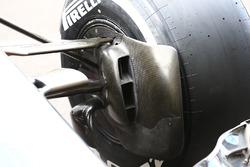 McLaren MP4-31, detail