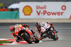 Marc Marquez, Repsol Honda Team, Scott Redding, Octo Pramac Racing