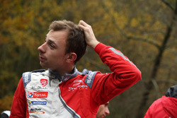 Стефан Лефевр и Жиль де Тюркхайм, Citroën DS3 WRC, Abu Dhabi Total World Rally Team
