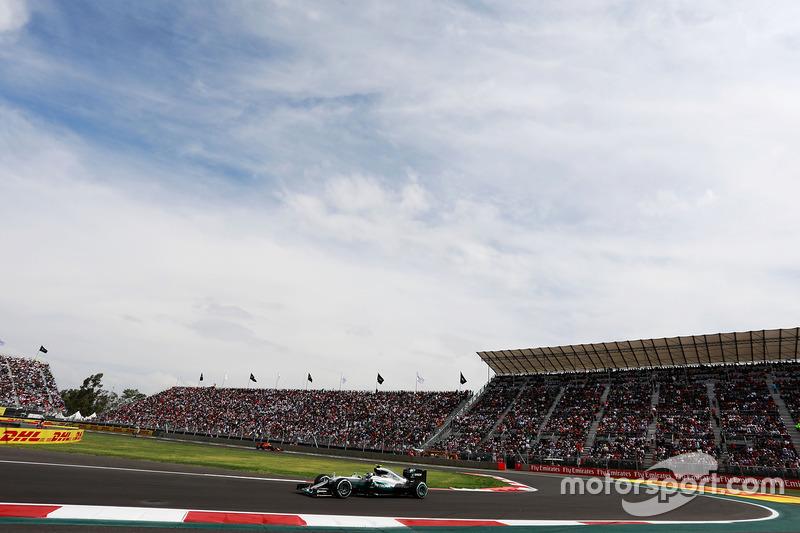 Grandes premios de Nico Rosberg