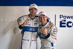 Pole GTE-LM for #67 Ford Chip Ganassi Racing Team UK Ford GT: Andy Priaulx, Harry Tincknell