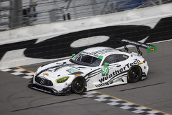#50 Riley Motorsports Mercedes AMG GT3: Cooper MacNeil, Gunnar Jeannette