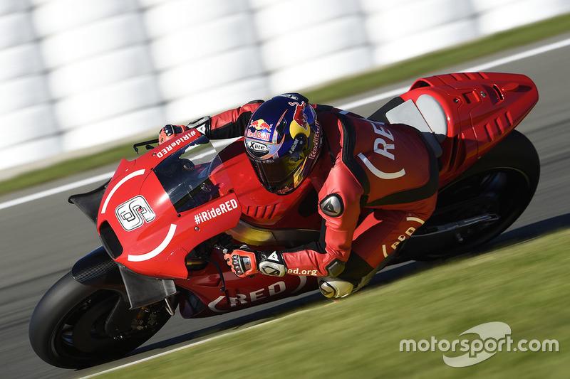 17: Штефан Брадль, Aprilia Gresini Racing Team