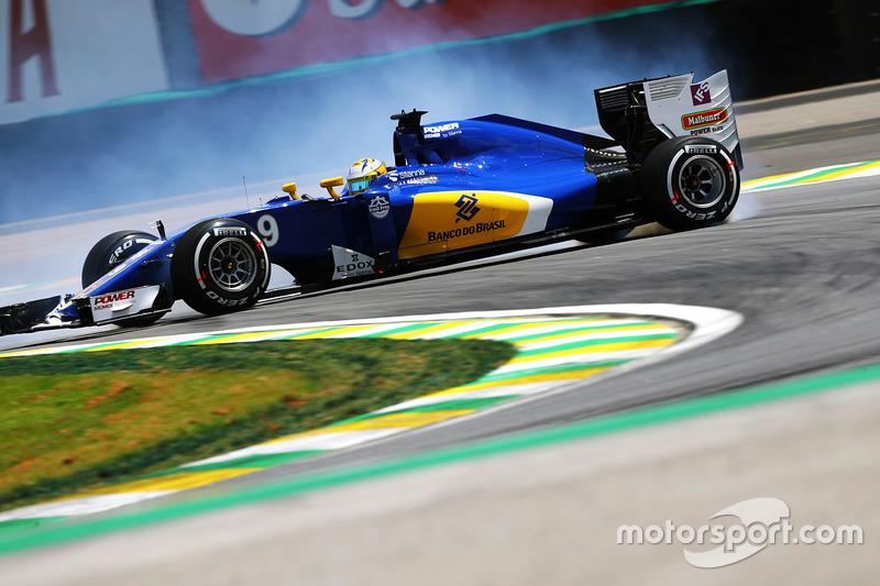 20. Маркус Ерікссон, Sauber - 5
