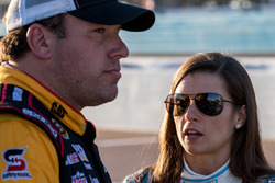 Ryan Newman, Richard Childress Racing Chevrolet, Danica Patrick, Stewart-Haas Racing Chevrolet