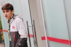 Charles Leclerc, Haas F1 Team Testfahrer