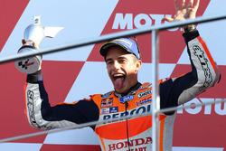 Podium: 2. Marc Marquez, Repsol Honda Team