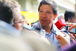 Fernando Haddad, Alcaide de Sao Paulo