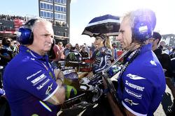 Jorge Lorenzo, Yamaha Factory Racing, et son ingénieur Ramon Forcada