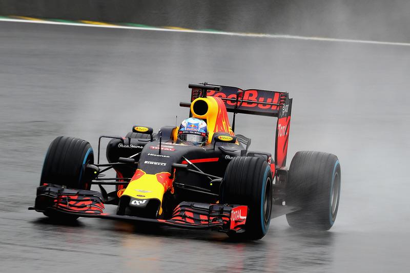 24 courses consécutives à l'arrivée pour Ricciardo