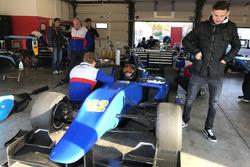 Giacomo Bianchi, Jenzer Motorsport, con Alex Fontana