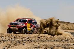 Toyota Gazoo Racing Dakar 2017 Testi
