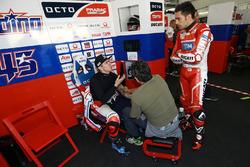 Scott Redding, Octo Pramac Racing; Michele Pirro, Octo Pramac Racing