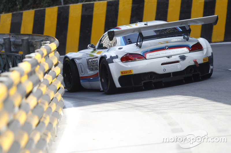 15. Ricky Capo, Modena Engineering, BMW Z4 GT3