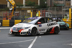 Gianni Morbidelli, WestCoast Racing, Honda Civic TCR