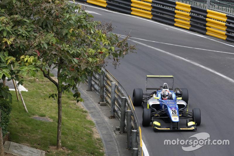 6. Jake Hughes, Carlin, Dallara Volkswagen