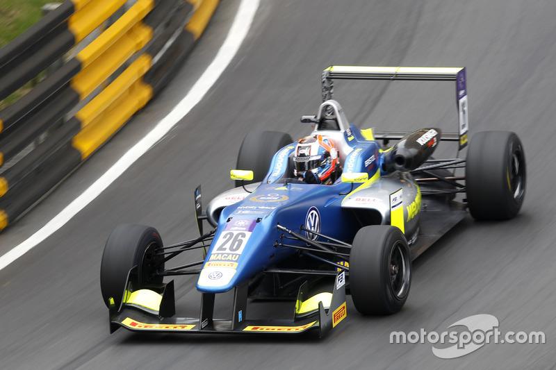 11. Lando Norris, Carlin, Dallara Volkswagen