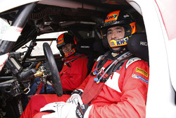 Nani Romaa and Alex Haro, Toyoya Gazoo Racing