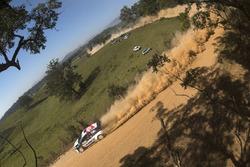 Ott Tanak, Raigo Molder, M-Sport Ford, Fiesta WRC