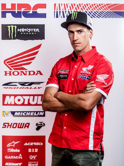 Joan Barreda, Monster Energy Honda Team