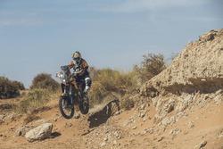 KTM presentatie rijders