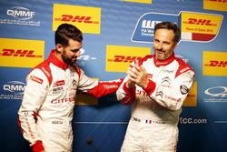 José María López e Yvan Muller, Citroën World Touring Car Team