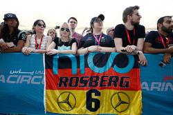 Fans von Nico Rosberg