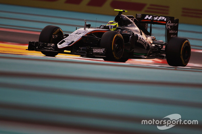 8. Серхио Перес, Sahara Force India F1 VJM09