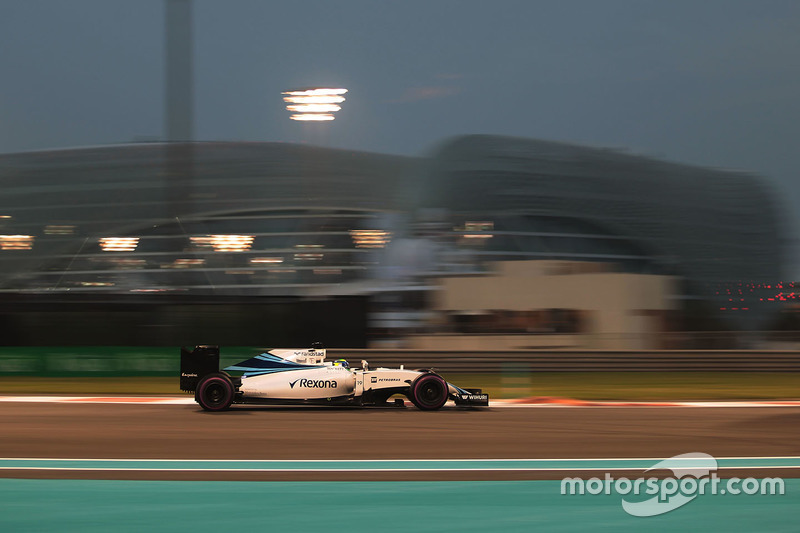 10º Felipe Massa, Williams FW38